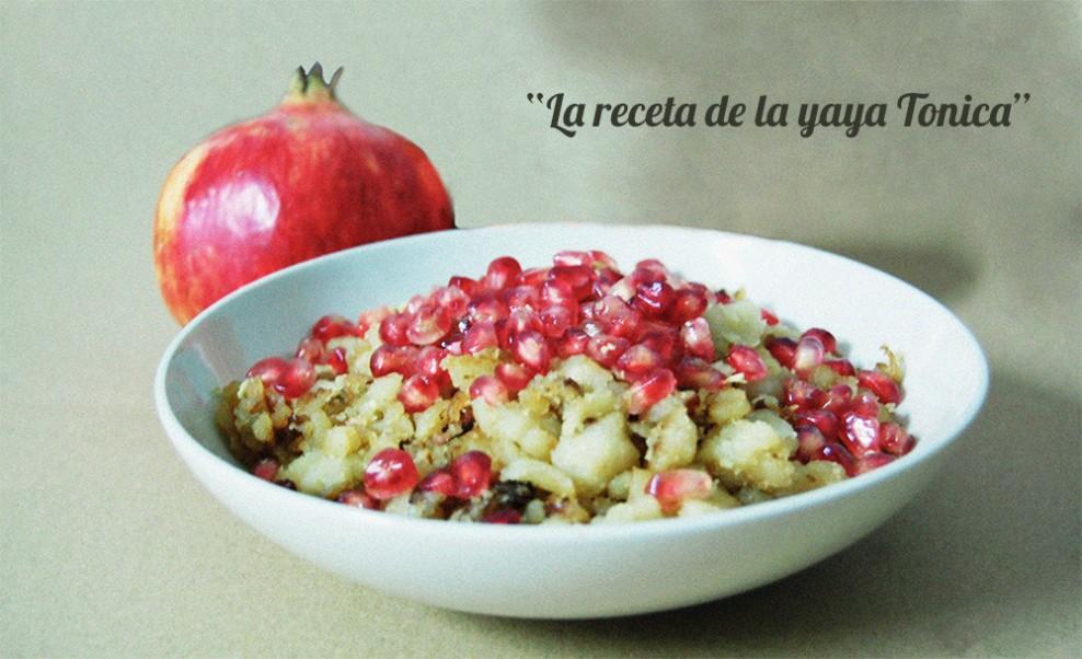 Gachamigas_con_granadas_receta_de_la_abuela